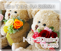 トローヴ(3coler)¥3,996